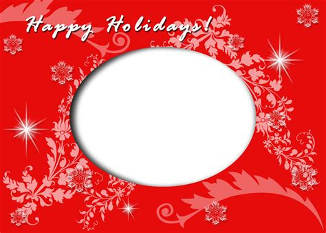 Best Photos Of Christmas Card Templates Christmas Card Templates Free Christmas Card Free Card Templates For Photoshop
