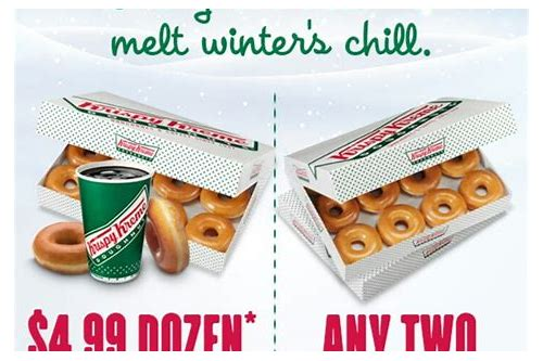 krispy kreme donut coupons december 2018