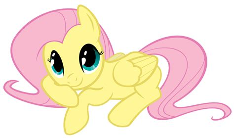 Daaaaw Fluttershy By Exibrony On Deviantart My Pony Fluttershy Color In