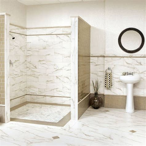 Small Bathrooms Tile Ideas 30 Bathroom Tile Designs On A Budget