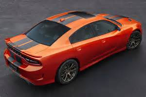 Dodge Charger Evolution Go Mango Color Now Available For Dodge Challenger And