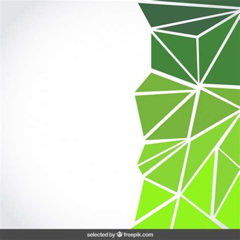 imagenes de triangulos verdes fondo hecho con tri 225 ngulos verdes descargar vectores gratis