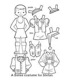 doll template to cut out colouring mazes dot dotpages2enjoy cut out paper dolls