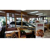 Crash Sends 2 Vehicles Into Paramus NJ Wendy's &171 CBS