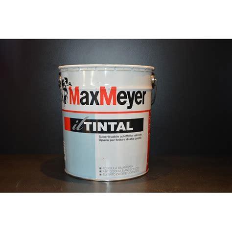 costo pittura per interni delucchi colori tintal max meyer superlavabile pittura