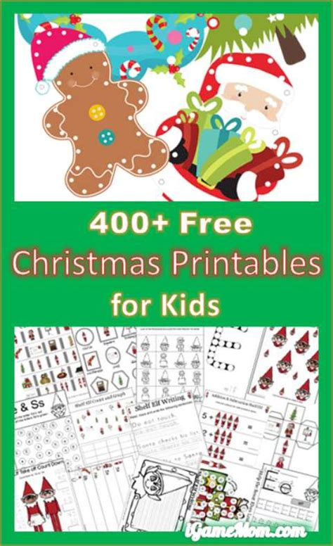fun educational christmas activities for children number names worksheets 187 holiday worksheets for kids