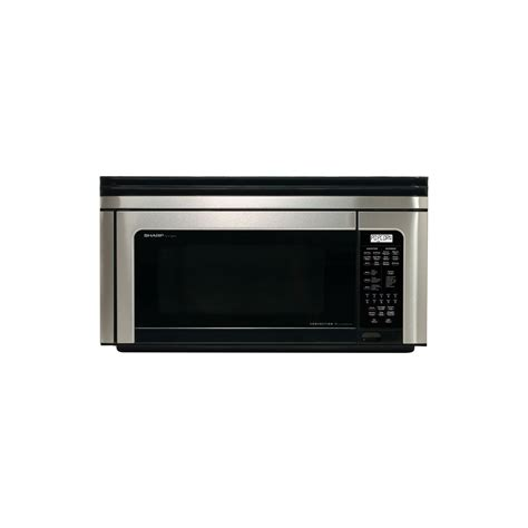 Microwave Sharp Second sharp r1880lsrt 1 1 cu ft 850w the range convection