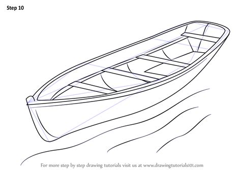 viking boats step by step learn how to draw a boat boats and ships step by step