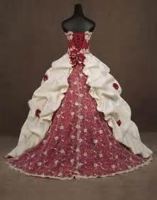 Corset wedding dress two piece wedding dresses victorian wedding dress
