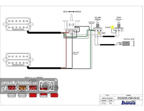 Ibanez Roadstar Wiring Diagram ibanez wiring diagram not working help jemsite