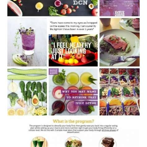 Detox Cleanse Nourish Book by The Complete Detox Cleanse And Nourish