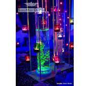 GALLERY Neon Centerpieces