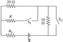 the current through the 20 ohm resistor does not change the current through the 20 resistor infig 19 68 d chegg