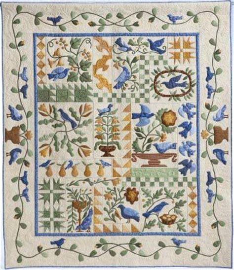 birds of a feather quilt by blackbird designs one stitch