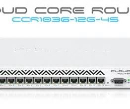 Router Ccr1036 12g 4s Em workstaton communication used cisco in bangladesh networking product supplier