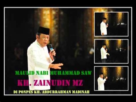 download mp3 gratis maulid nabi download lagu gratis ceramah maulid kh zainuddin mz di