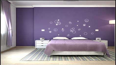 bedroom colour schemes pictures purple bedroom wall ideas