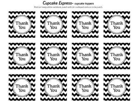 printable cheese tags 6 images of black white chevron printable gift tags