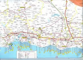 Porches Algarve Map by The Area Villa Pepa Carvoeiro Algarve