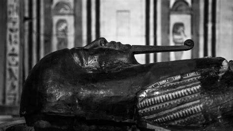 camaras secretas expertos escanean la tumba de tutankamon en busca de