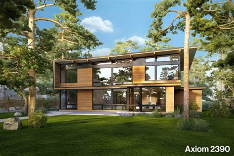 dwell home plans 40 prefabricated homes of every size and shape