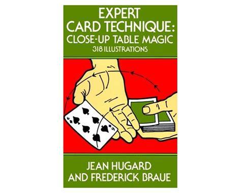 card techniques expert card technique