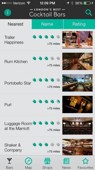 top london cocktail bars london s best cocktail bars app cool hunting