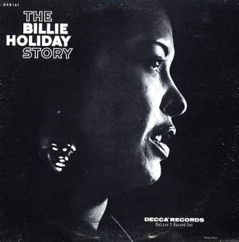 Latifah Covers Billie Holidays Travlin Light by Billie Billie Story Lp Vinyl Record
