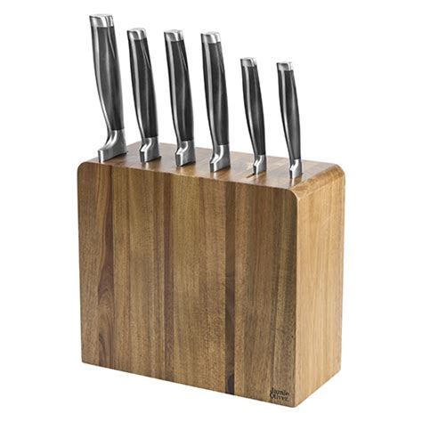oliver six knife block set harts of stur
