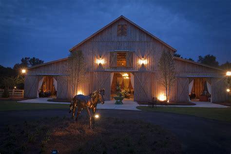 barn wedding venues atlanta ga the cedar barn of southern bridle farms wedding ceremony reception venue atlanta