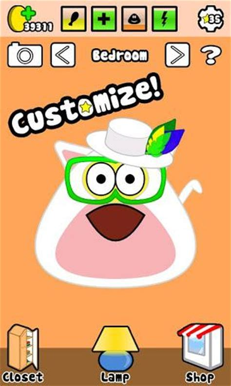 download mod game pou pou download