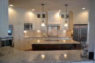 Houzz White Kitchen Cabinets by Creamy White Kitchen