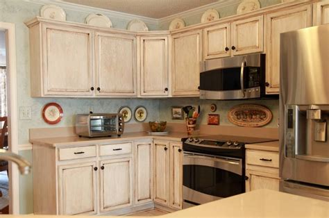 kitchen gets a makeover with general finishes milk paint