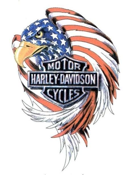 eagle tattoo hd harley davidson eagle tattoo american flag this is really