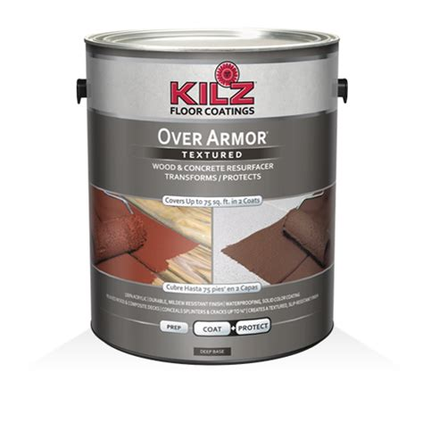 kilz weatherproofing semi transparent stain primers