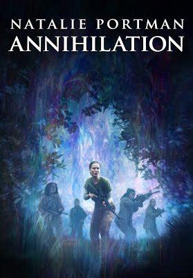 annihilation youtube