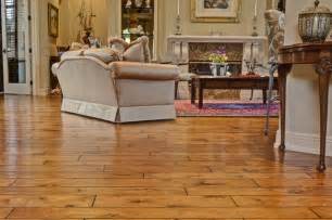 wood floor traditional living room other metro by