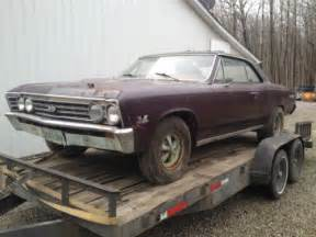 1967 For Sale 1967 Chevrolet Chevelle For Sale On Craigslist Used Cars