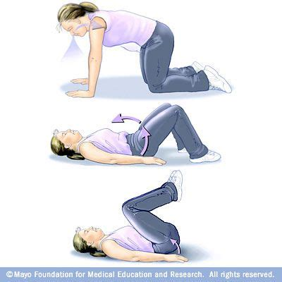 abdominal hollowing top image works the muscles in your abdomen get on all fours