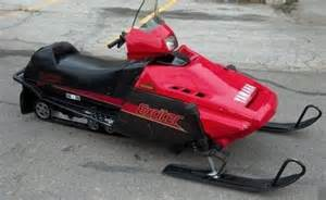 yamaha snowmobile 1987 1990 exciter 570 service repair