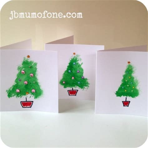 toddler craft super simple christmas cards mum of one