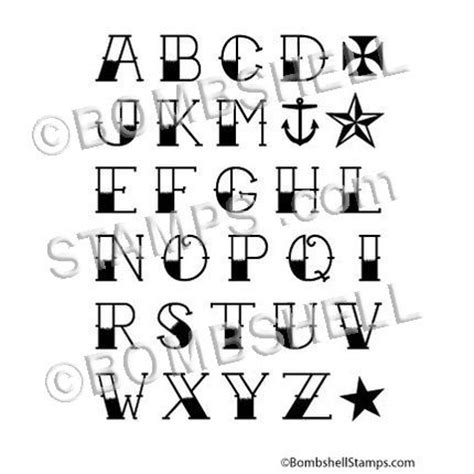 traditional tattoo font 1000 images about fonts on typography