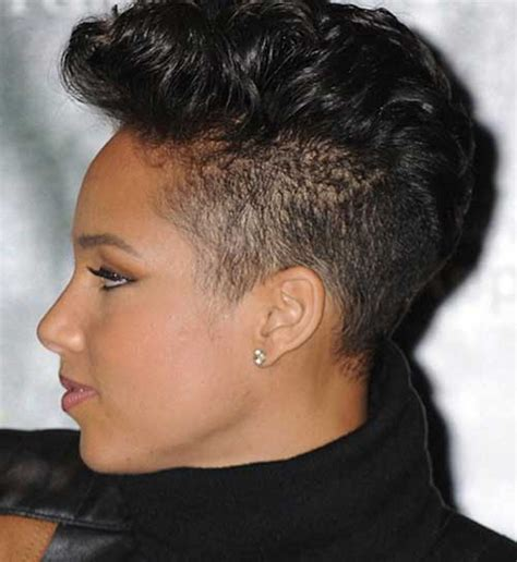 hairstyles for short hair mohawk mohawk short hairstyles for black women short hairstyles