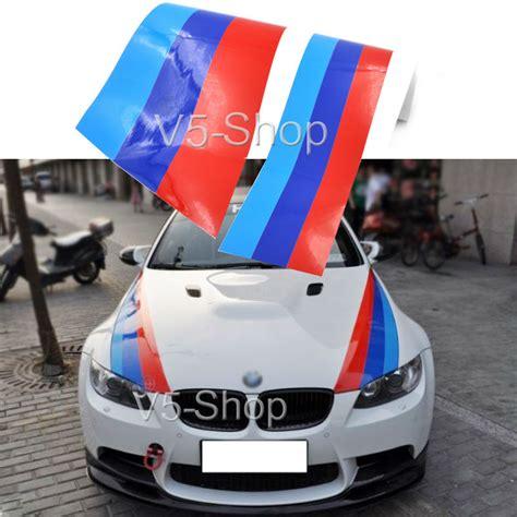 Sticker Bmw Strips Side Decal Big All Varian 2x 1 5m m colored stripe car 2 side sticker