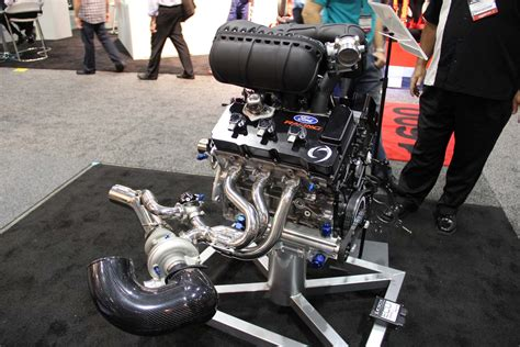 ford v6 engines ford ecoboost 3 5l turbo v6 is capable of 800 hp