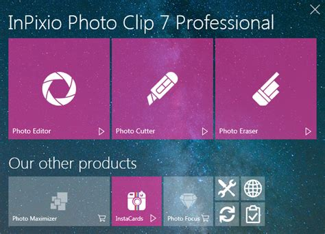 clip professional inpixio photo clip 7 0 professional avanquest