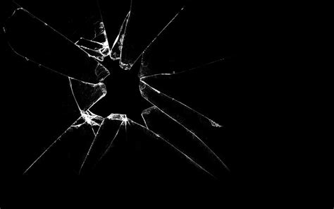 wallpaper black glass broken glass wallpaper 118460