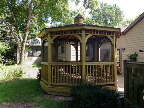 17 best images about chicago area gazebo builder on