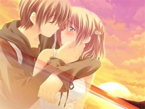 Anime Couple Love Pics Anime Couples Anime Couples Photo 27913987 Fanpop