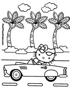 kitty coloring pages print printables kitty coloring kitty